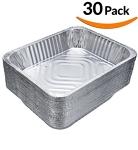Aluminum Foil Cooking Pan 13 x 9 x 2'' (8 pack)