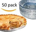 """Aluminum Foil Pie Tin 9"""""""