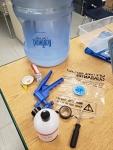 Adiabatic Boiling via Pressure Drop Experiment