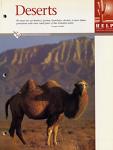 Deserts Teacher's Manual