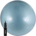 Avento Gymnastic ball with double action pump