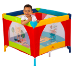 Babylo Safari Friends Playpen - Speelbox 2-in-1