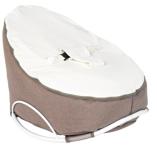 Doomoo Seat Set Zitzak en Swing Wipstoel Home taupe + play arch/speelboog