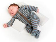 Delta baby zijligkussen