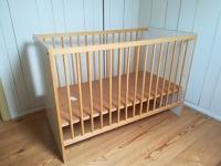 Babybed - lit bébé - cot + matras