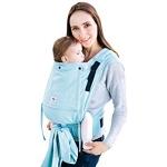 Limas PLUS Baby Carrier - Türkis