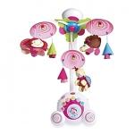 Mobiel Tiny Love Roze - roze soothe 'n groove - princess