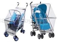 Universele regenhoes buggy - Universal pushchair raincover