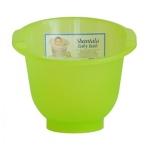 Groene bademmer