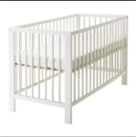 Babybed - Kinderbed - Lit bébé- Baby Cot - IKEA