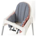 Kinderstoel + Steunkussen + Overtrek IKEA kinderstoel