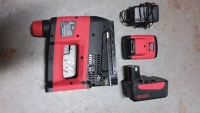 Cordless Finishing Nailer/Stapler