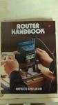 Book - Router handbook.