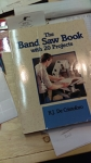 The band saw book with 20 projects.