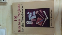 101 Kitchen Projects for the Woodworker