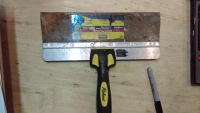 12 inch drywall taping knife