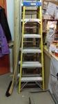 Step Ladder - 6ft