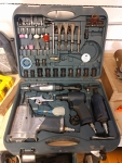 Air Tool Kit - 100 Piece