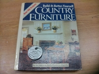 Build-It-Better-Yourself: Country Furniture