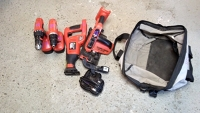 Cordless Drill, Circular Saw and Reciprocating Saw Kit