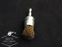 Wire Brush Bit