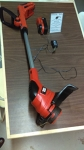 Whipper Snipper and Leaf Blower