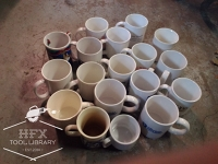 19 Coffee Mugs