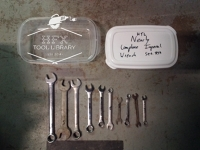 Wrench Set - Imperial