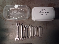 Wrench Set - Metric