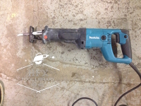 Corded Reciprocating Saw