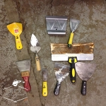 Tiling and Dry Wall Tools