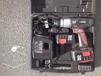 15.6v Drill Kit