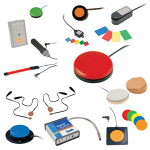 Ablenet Single Switch Kit