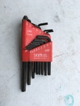 """Allen Wrench set, up to 5/16"""""""