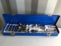 3/8 drive SAE, deepwell and regular ,Wrench and Socket set