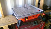 Electric Wet Tile Saw