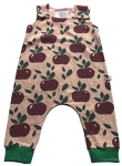 Biau-biau Apple dungarees, 6-9 mths