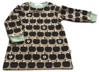 Biau-biau Dark apple t-shirt, 12-18 mths