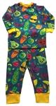 Biau-biau Funky veg pyjamas, 12-18 mths
