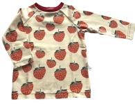 Biau-biau strawberry t-shirt, 6-9 mths