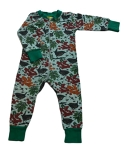 Duns Birds and berries romper, 18-24 mths