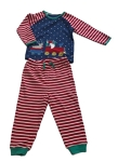 Frugi Christmas pyjamas, 18-24 mths (extra loved)