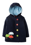 Frugi Cosy button up jacket, 18-24 mths