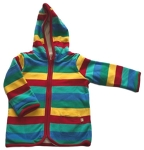 Frugi Reversible snuggle jacket, 12-18 mths
