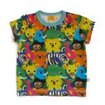 Biau-Biau Jungle short sleeve tshirt, 18-24 mths