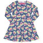 Kite Rainbow apple skater dress, 3-4 yrs