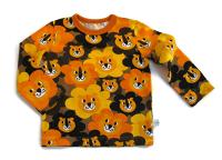 biau-biau Lion flowers t-shirt, 9-12 mths