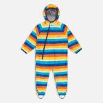 Muddy Puddles Ecolight puddlesuit (multi stripe), 2-3 yrs