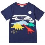 Piccalilly Dinosaur t-shirt, 2-3 yrs