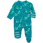 Piccalilly Dragon sleepsuit, 6-12 mths